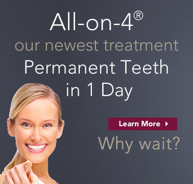 Permanent Teeth in 1 day - All On 4